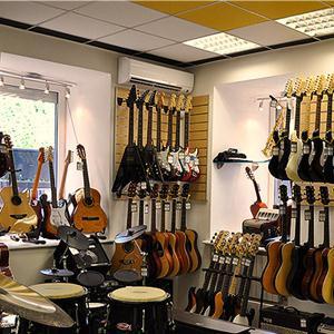 Музыкальные магазины Котовска